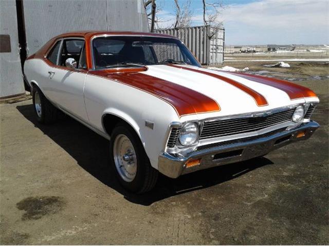 1968 Chevrolet Nova (CC-1462414) for sale in Cadillac, Michigan
