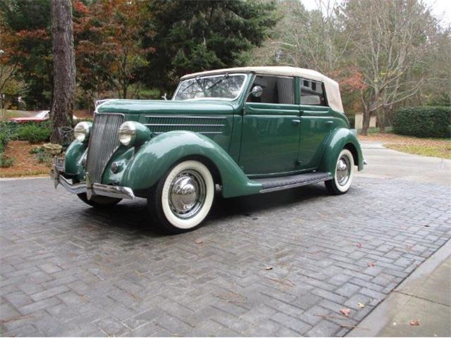 1936 Ford Model 68 (CC-1462421) for sale in Cadillac, Michigan