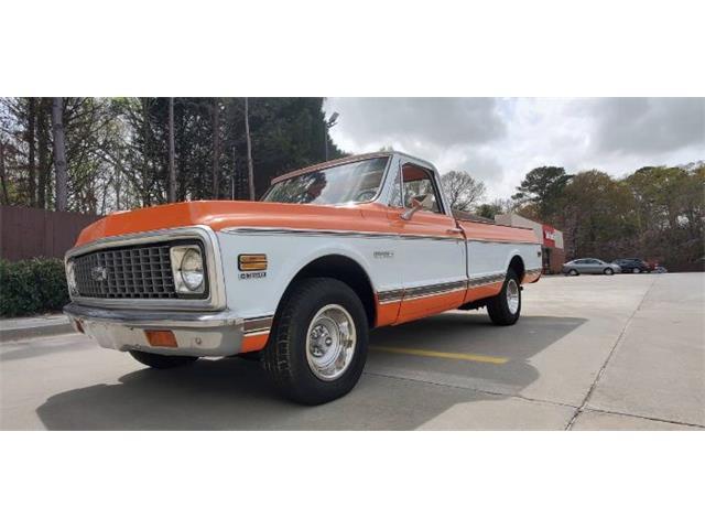 1972 Chevrolet C10 (CC-1462422) for sale in Cadillac, Michigan