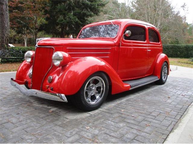 1936 Ford Slantback (CC-1462426) for sale in Cadillac, Michigan