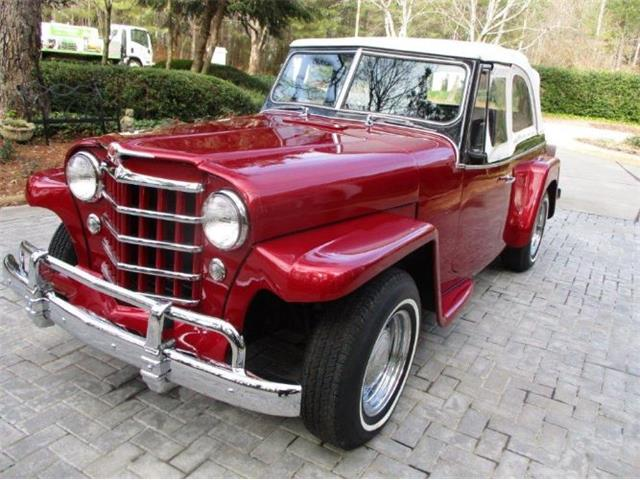 1950 Willys Jeepster (CC-1462428) for sale in Cadillac, Michigan