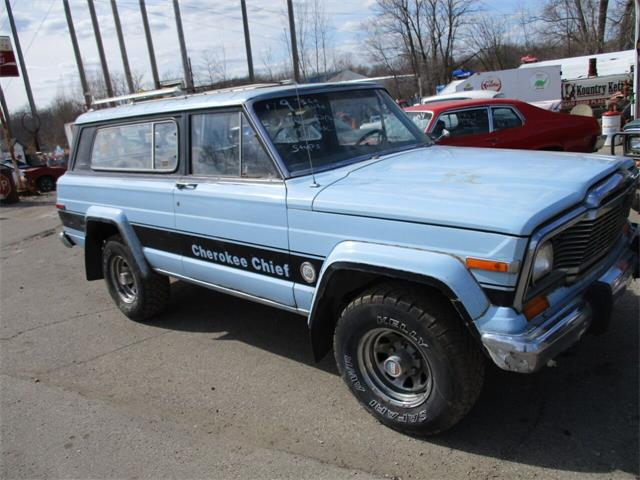 1979 Jeep Wagoneer (CC-1460243) for sale in Jackson, Michigan