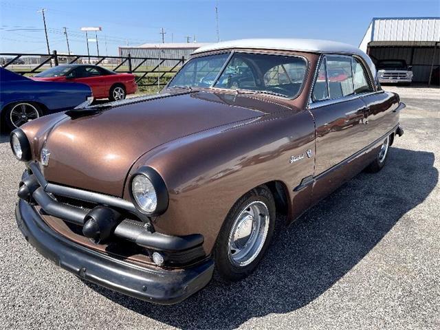 1951 Ford Crestline (CC-1462431) for sale in Wichita Falls, Texas