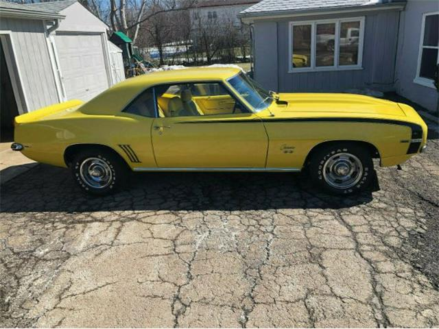1969 Chevrolet Camaro (CC-1462435) for sale in Cadillac, Michigan