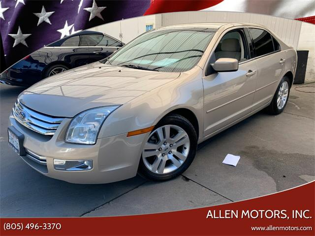 2006 Ford Fusion (CC-1462438) for sale in Thousand Oaks, California