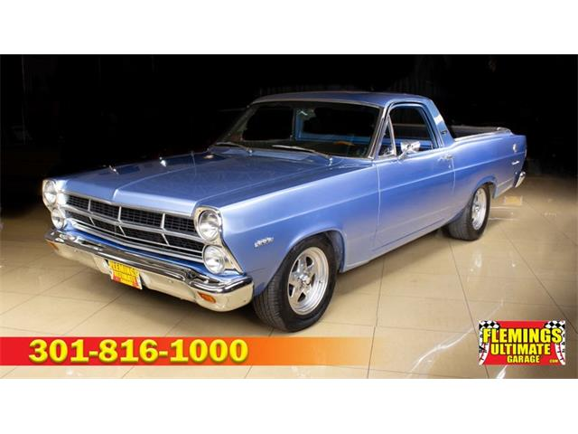 1967 Ford Fairlane (CC-1460244) for sale in Rockville, Maryland