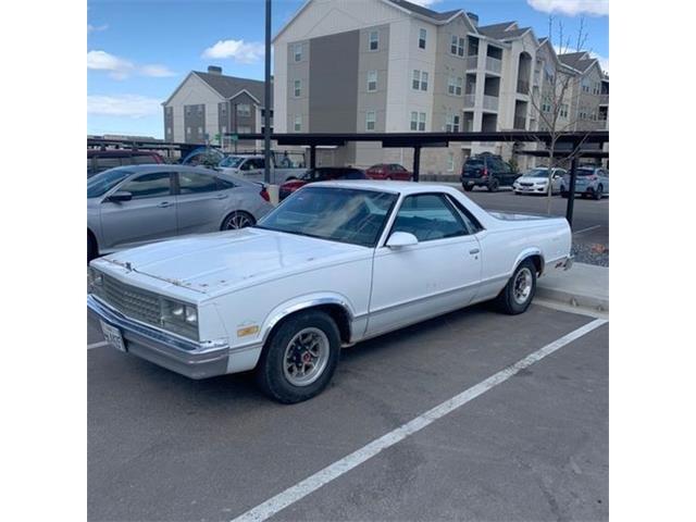 1986 GMC Caballero (CC-1462444) for sale in Cadillac, Michigan