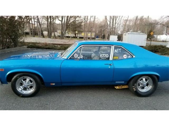 1969 Chevrolet Nova (CC-1462445) for sale in Cadillac, Michigan