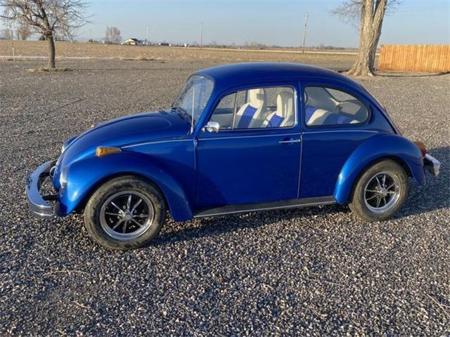 1974 Volkswagen Beetle (CC-1462447) for sale in Cadillac, Michigan