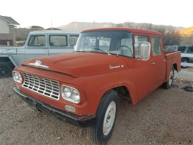 1962 International Travelette (CC-1462456) for sale in Cadillac, Michigan