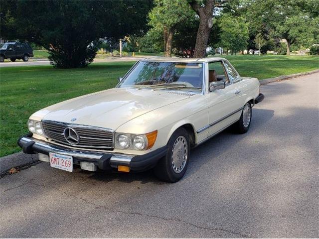 1985 Mercedes-Benz 300SL (CC-1462457) for sale in Cadillac, Michigan