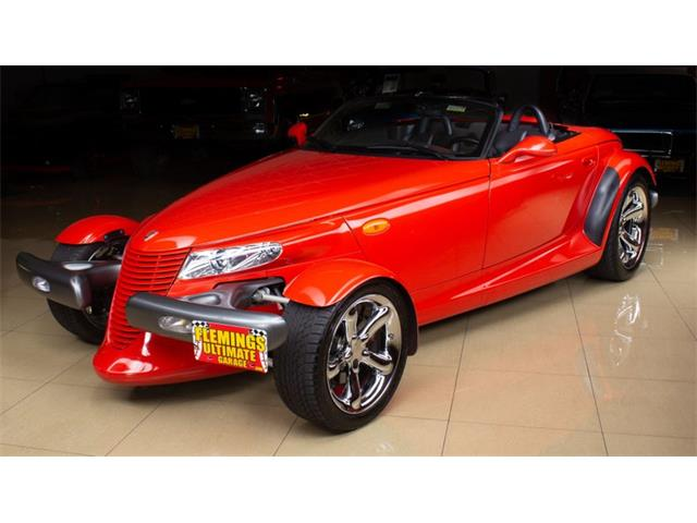 1999 Plymouth Prowler (CC-1462470) for sale in Rockville, Maryland