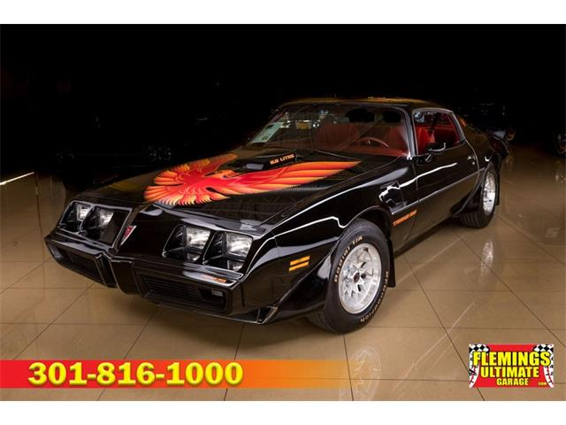 1979 Pontiac Firebird (CC-1462471) for sale in Rockville, Maryland