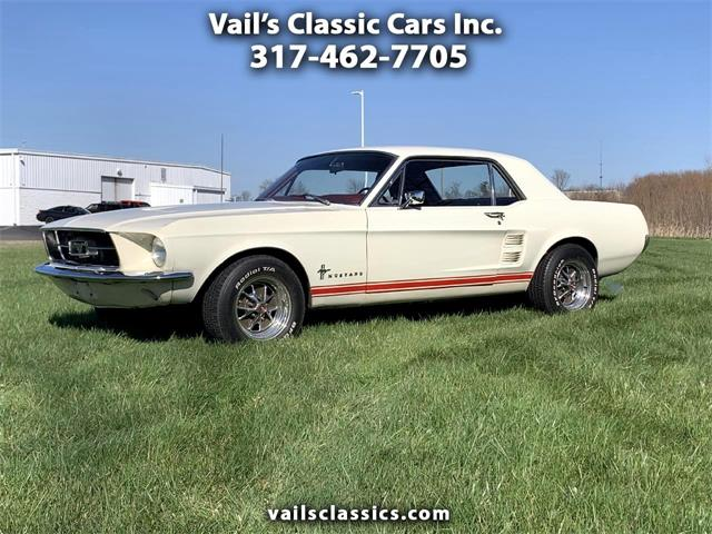 1967 Ford Mustang (CC-1462476) for sale in Greenfield, Indiana