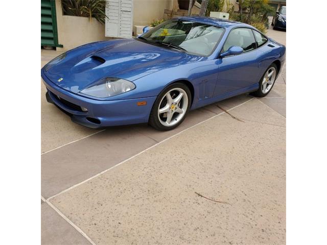 1999 Ferrari 550 Maranello (CC-1462481) for sale in La Jolla, California