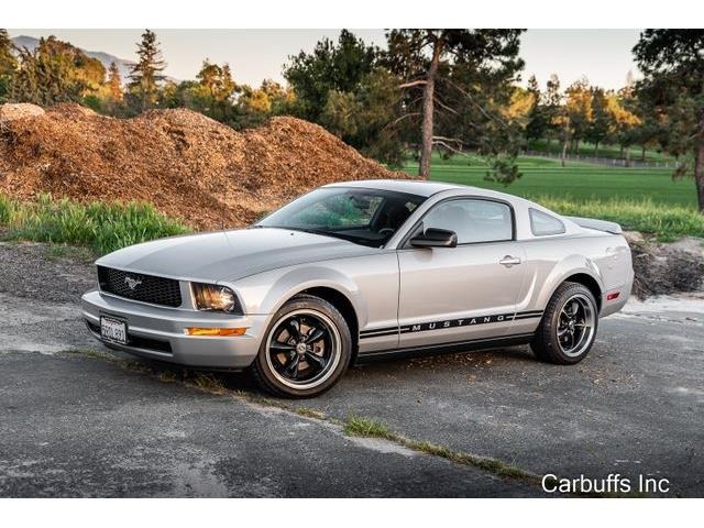 2005 Ford Mustang (CC-1462489) for sale in Concord, California