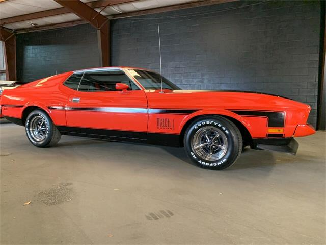 1972 Ford Mustang (CC-1460025) for sale in Sarasota, Florida