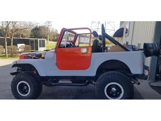 1979 Jeep CJ7 (CC-1462509) for sale in Linthicum, Maryland