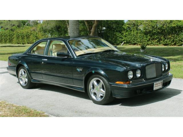 2000 Bentley Continental (CC-1462510) for sale in North Miami , Florida