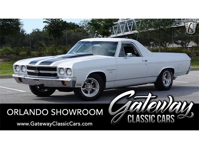 1970 Chevrolet El Camino (CC-1462519) for sale in O'Fallon, Illinois