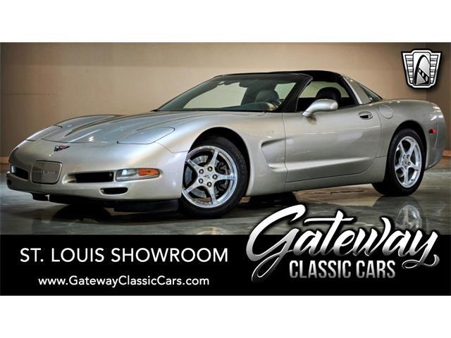 1999 Chevrolet Corvette (CC-1462523) for sale in O'Fallon, Illinois