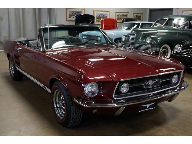 1967 Ford Mustang (CC-1460253) for sale in Chicago, Illinois