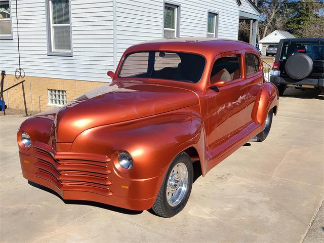 1947 Plymouth 2-Dr Sedan (CC-1462531) for sale in Pontiac, Michigan