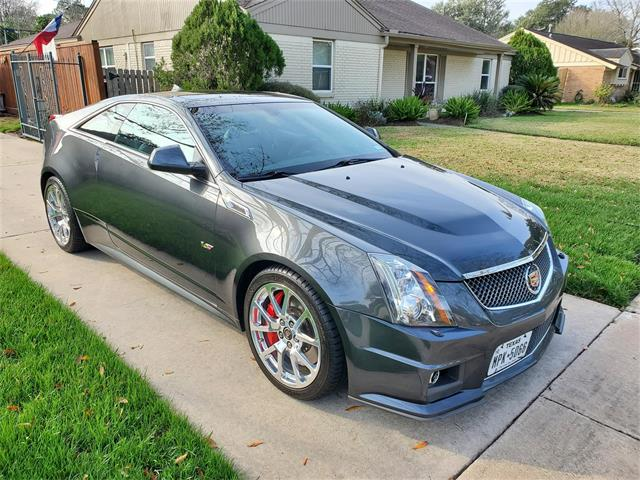 2015 Cadillac CTS (CC-1462533) for sale in Conroe, Texas