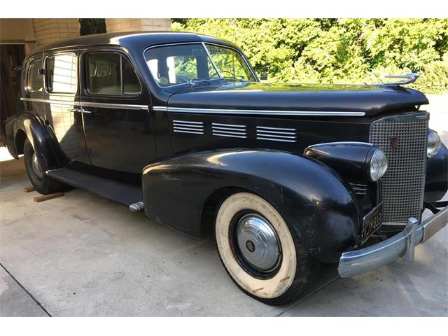 1938 Cadillac Series 75 (CC-1462539) for sale in TARZANA, California