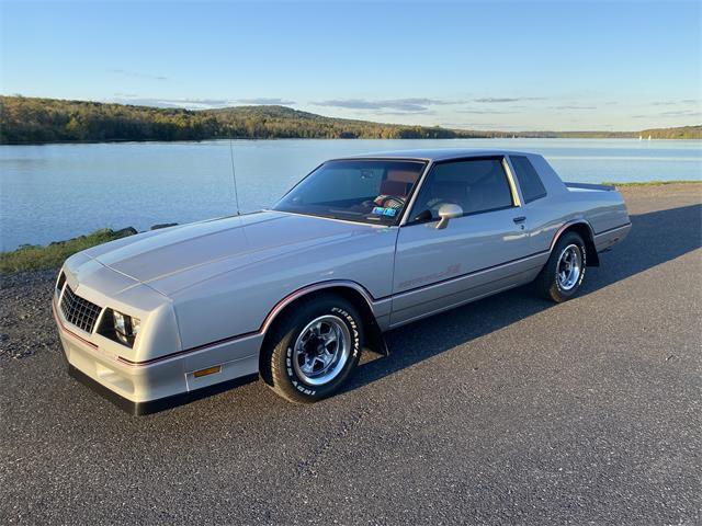 1985 Chevrolet Monte Carlo SS (CC-1462540) for sale in Allentown , Pennsylvania