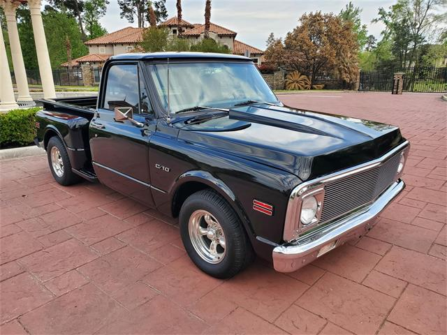 1971 Chevrolet C10 (CC-1462546) for sale in Conroe, Texas