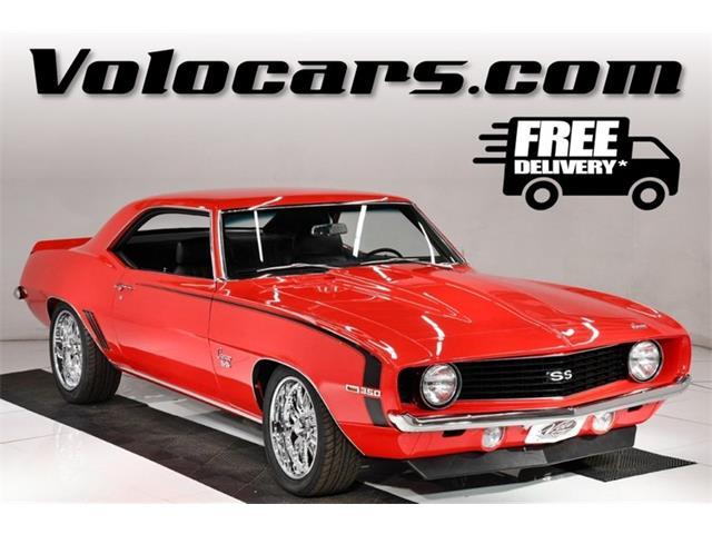 1969 Chevrolet Camaro (CC-1462555) for sale in Volo, Illinois