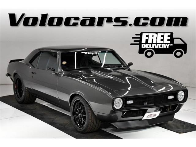 1968 Chevrolet Camaro (CC-1462557) for sale in Volo, Illinois