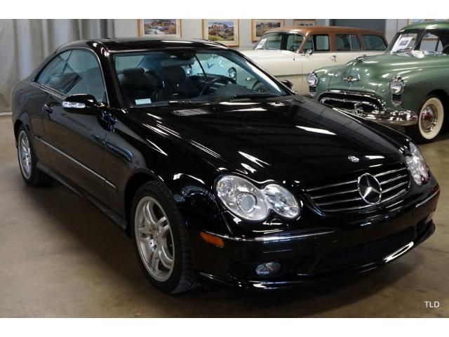 2003 Mercedes-Benz CLK (CC-1460256) for sale in Chicago, Illinois