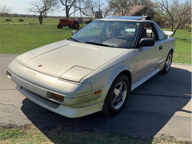 1987 Toyota MR2 (CC-1462566) for sale in Fredericksburg, Texas