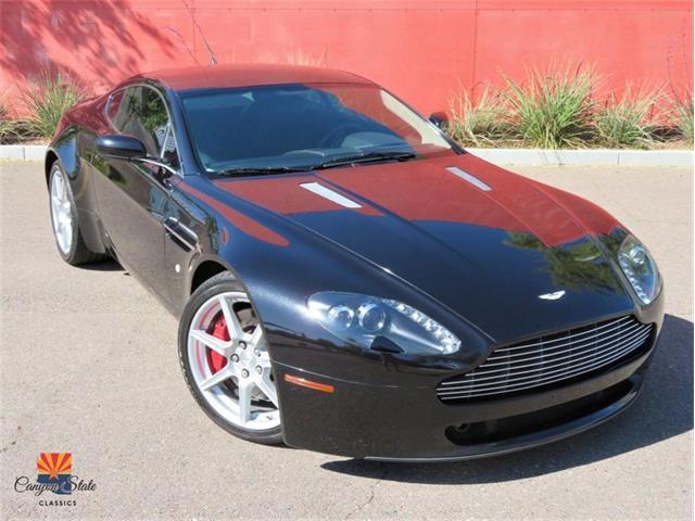 2007 Aston Martin Vantage (CC-1462568) for sale in Tempe, Arizona