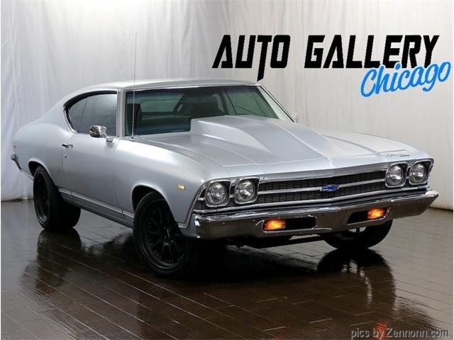 1969 Chevrolet Chevelle Malibu (CC-1462570) for sale in Addison, Illinois
