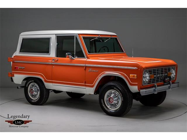 1974 Ford Bronco (CC-1462572) for sale in Halton Hills, Ontario