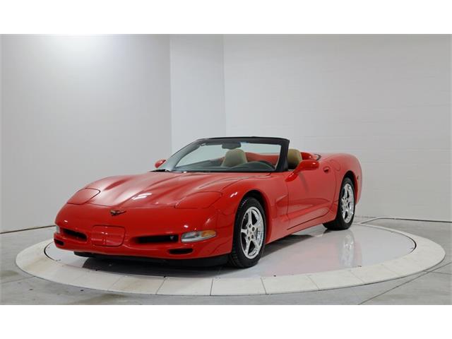 2001 Chevrolet Corvette (CC-1462585) for sale in Springfield, Ohio