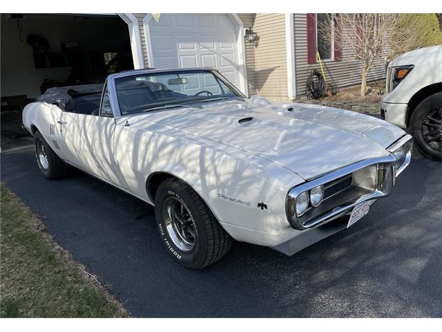 1967 Pontiac Firebird (CC-1462587) for sale in East Hampton, Massachusetts