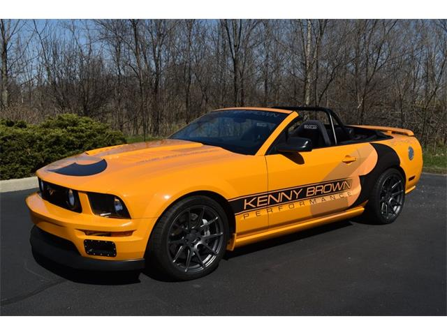 2007 Ford Mustang (CC-1462588) for sale in Elkhart, Indiana