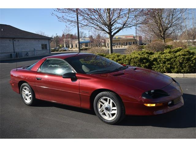1993 Chevrolet Camaro (CC-1462590) for sale in Elkhart, Indiana
