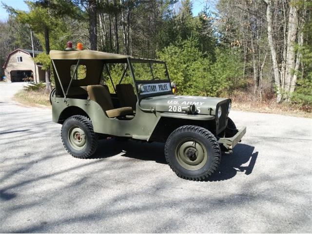 1947 Willys Jeep (CC-1462599) for sale in Cadillac, Michigan