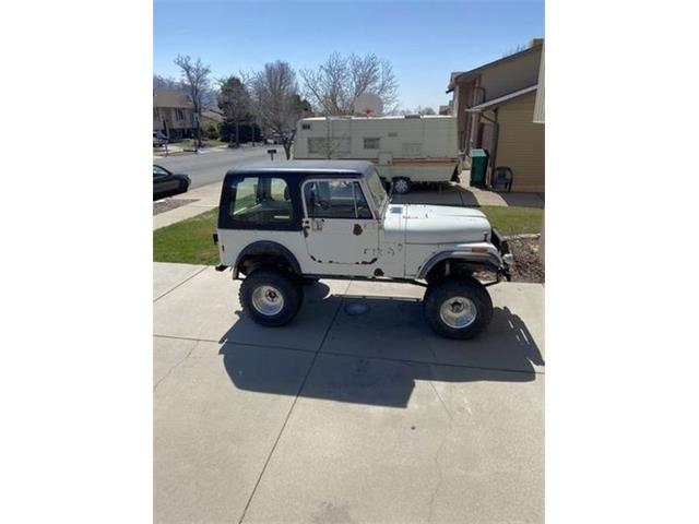 1979 Jeep CJ7 (CC-1462600) for sale in Cadillac, Michigan