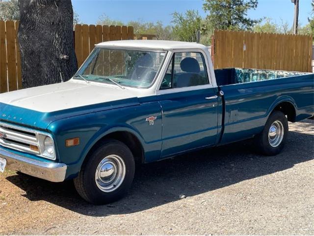 1968 Chevrolet C10 (CC-1462601) for sale in Cadillac, Michigan
