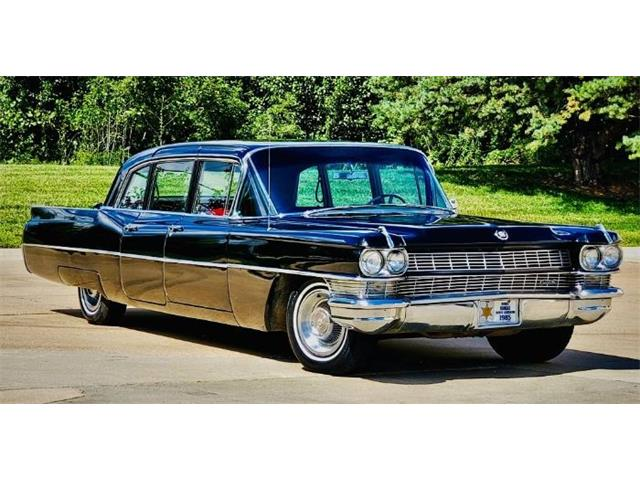 1964 Cadillac Fleetwood (CC-1462606) for sale in Cadillac, Michigan