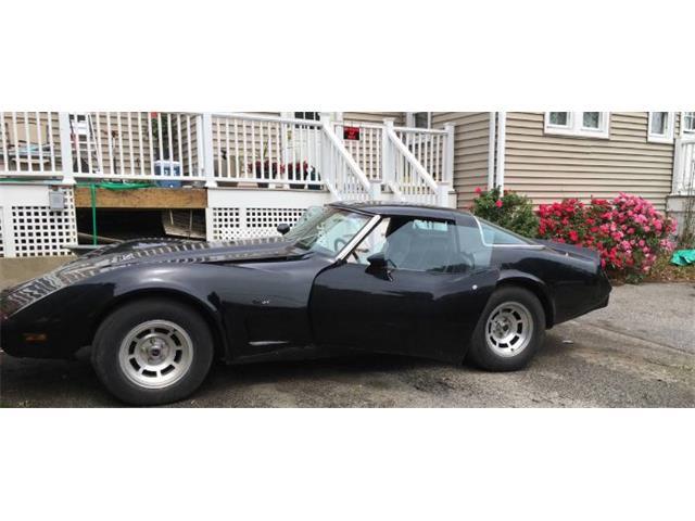 1979 Chevrolet Corvette (CC-1462607) for sale in Cadillac, Michigan