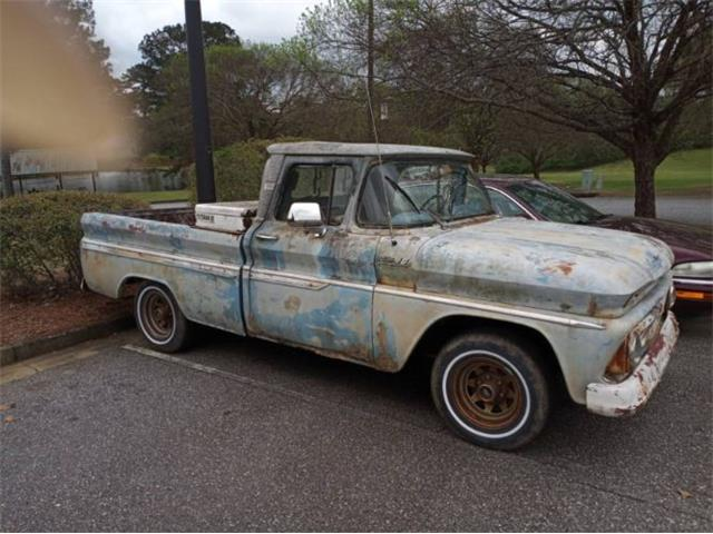 1962 Chevrolet C10 (CC-1462609) for sale in Cadillac, Michigan