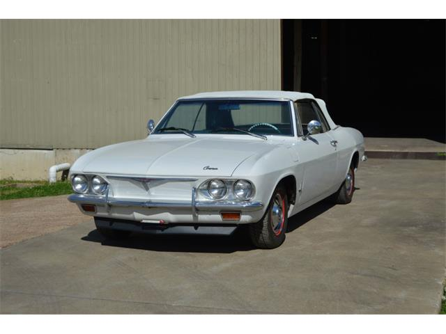 1965 Chevrolet Corvair Monza (CC-1460261) for sale in Batesville, Mississippi