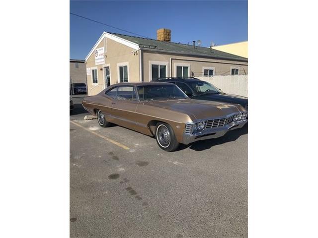 1969 Chevrolet Impala (CC-1462614) for sale in Cadillac, Michigan